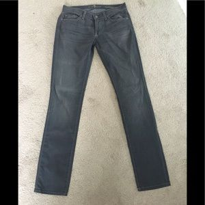 7 For all mankind Roxanne jeans, size 28